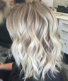 Gorgeous Silver Hair Colors Ideas for Perfect Short Hairstyles 2016 - 2017 ☽ ☾♥ ☆ ☆ ♥ ☼☼☼