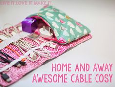 Cable cosy!