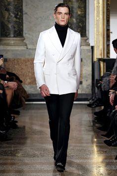 black-turtleneck-white-double-breasted-blazer-black-dress-pants-black-loafers-original-9995.jpg 736×1,103 pixels
