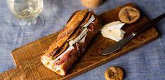 BALMUDA The Toaster ブリーチーズと生ハムのバゲットサンド
