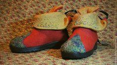 Обувь ручной работы. Заказать Ботиночки