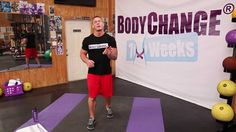 A Workout Tip from John! - 10 Weeks BodyChange® by John Cena
