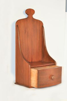 Very Attractive Wooden Wall Shelf with by StarfishCollectibles, $17.00