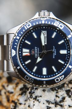 Orient Watch USA™ is the official and licensed online distributor. Shop Mako USA II, Bambino, Kamasu, Ray II, Orient Star and best priced Japanese watches for men and women. Cartier, Orient Watch, Watches Photography, Android Watch, Watch Tattoos, Watch Companies, Seiko Watches, Automatic Watch, Watches For Men