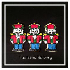 Custom Nutcracker Cookies. Tastries Bakery, Bakersfield Bakery
