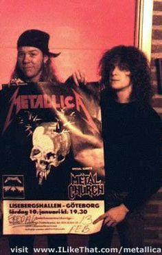 metallica pictures 1987 - Google Search