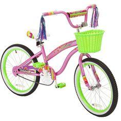 "Ozone 500® Girls' Angel 20"" Coaster Bicycle"
