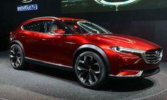 Luxury Mazda Cr9 2017