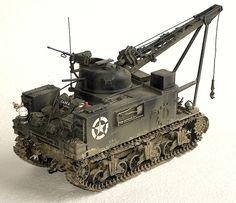 M31B1 Tank Recovery Vehicle/2