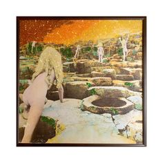 Led Zeppelin Houses Album Art now featured on Fab.
