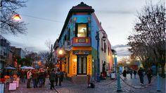 El Caminito é uma das nossas paradas também no nosso city tour por Buenos Aires!! Turismo Buenos Aires