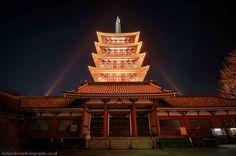 Senso-ji Temple at Asakusa, Tokyo, Japan - Day 2 - March 25th
