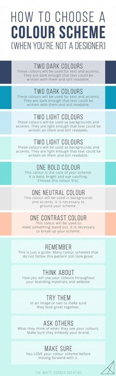 How to Choose a Colour Scheme (When You're Not a Designer) | 9 Graphs That Will turn You into an Interior Decorating Genius #HomeAppliancesWebsite #HomeAppliancesHowToPaint