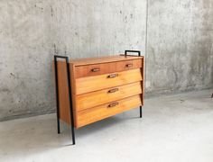 Vinterior is the online marketplace where the world buys and sells remarkable vintage and antique furniture across every lifestyle, budget and taste. Retro Furniture, Antique Furniture, Teak Sideboard, Mid Century Furniture, Cabinet, Storage, 1960s, German, Home Decor