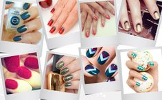Unhas decoradas: veja ideias de nail art para o Natal e Réveillon - Beleza - GNT
