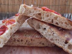 Bread and Butter.....: Pizze e focaccie