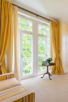Mut zur Farbe: Wer hätte gedacht, dass ein Interior in Gelb so gut aussehen könnte?