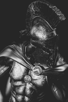Greek Mythology Tattoos, Greek Mythology Art, Panzer Tattoo, Tattoo Guerreiro, Sparta Tattoo, Neo Traditional Art, Wolf Warriors, Ancient Greek Sculpture, Warrior Drawing