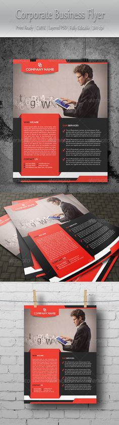 Multipurpose Corporate Business Flyer Template PSD | Buy and Download: http://graphicriver.net/item/multipurpose-corporate-business-flyer/8609127?WT.ac=category_thumb&WT.z_author=Elitely&ref=ksioks