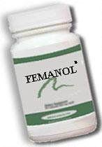 Femanol (1) Bottle 60 Capsules For Vaginal Odor & Discharge – Bad Breath – Build Stronger Hair and Nails