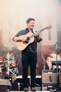 """mumfordfans:  """" Some pics of Mumford and Sons, Hozier, Kevin Garrett, and Jack Garratt at Longitude Festival last night ♥  Images by Christian Tierney [x]  """""""