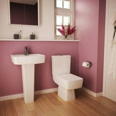 Anthem Toilet and Basin Set - BestBathrooms.com