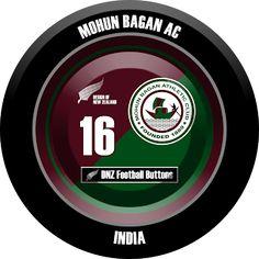 DNZ Football Buttons: Mohun Bagan AC                                                                                                                                                                                 Mais