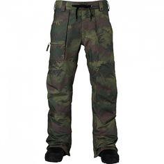 Серьезная заявка на уют с учетом всех мельчайших нюансов, богатый выбор расцветок, зауженный крой, - это все штаны Southside Snowboard Pant Slim Fit.