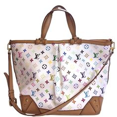 98997b0859ac Louis Vuitton Multicolore Sharleen GM Bag. Gorgeous! Luxury Bags
