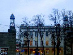 ANNINA IN TALLINNA: Vaatepunkt
