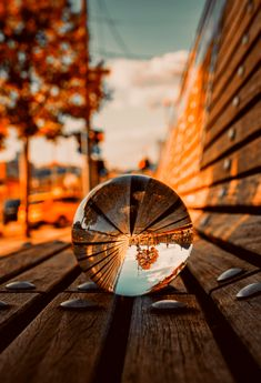 The perfect crystal ball for wide-angle photography