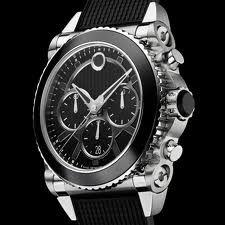 Movado Master Chronograph Watch