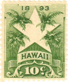 Hawaii stamp4