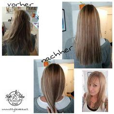 Highlight Up Styles, Long Hair Styles, Highlight, Hair Makeup, Hair Color, Make Up, Beauty, Lights, Haircolor