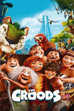 The croods is my all time favorite movie it  has a great message to it and thats what i look in Movies.