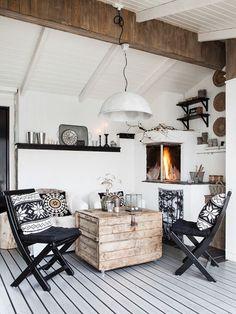 Cozy kitchen nook | Anna Truelsen inredningsstylist