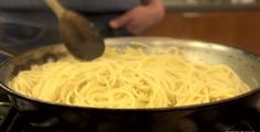 You've Been Boiling Your Pasta Wrong, This Video Will Teach You the Right Way.