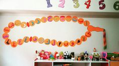 Eid Crafts, Ramadan Crafts, Ramadan Decorations, School Decorations, Ramadan Activities, Alphabet Activities, Activities For Kids, Sunday School Classroom, School Fun