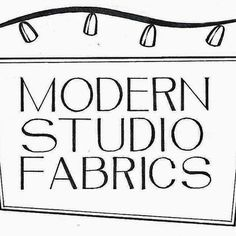 Browse unique items from ModernStudioFabrics on Etsy, a global marketplace of handmade, vintage and creative goods.