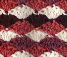Punto 26 tejido a crochet