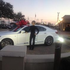 Congrats on earning your Lexus with Nerium, Dunton!