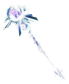 Fantasy Sword, Fantasy Art, Espada Anime, Elemental Magic, Sword Design, Anime Weapons, Magical Jewelry, Prop Design, Weapon Concept Art