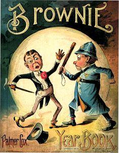 BROWNIE YEARBOOK | PALMER COX
