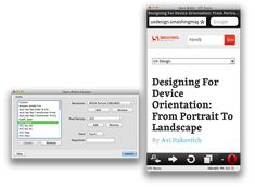 Opera Mobile Emulator Profile Selector and Opera Mobile Instance