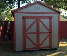 Bon Fort Worth Lelandu0027s: Steel Garage, Storage Shed, Metal Building, Cash O...  | Storage Solutions | Pinterest | Steel Garage