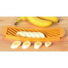 USA Made|Kitchen|Banana Slicer - Lehmans.com $5.95