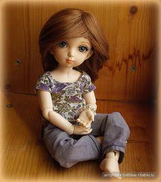 История о девочке BJD / BJD - шарнирные куклы БЖД / Бэйбики. Куклы фото. Одежда для кукол