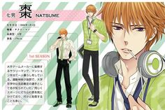 Brothers conflict: Natsume's growth