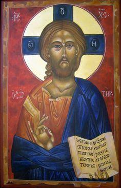 #jesus Face of christ #religiousiconography #eggtemperaicons #MaryJaneMiller #artist, #paintings, #SanMiguelartist, #eggtempera, #eggtemperapaint, #historyofeggtempera, #temperapaint, #tempera, #byzantine  #icons #sanmiguelallende #mexico
