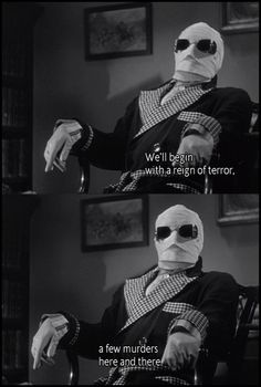Image result for stills from the invisible man